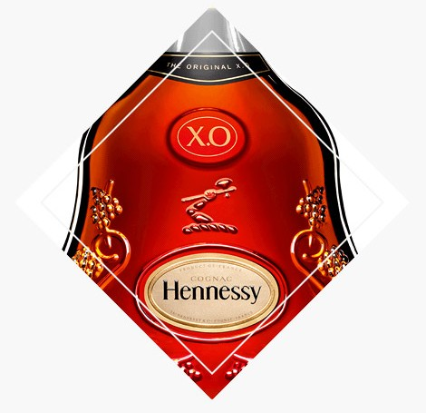 Hennessy / Webdesign, UX and Motion