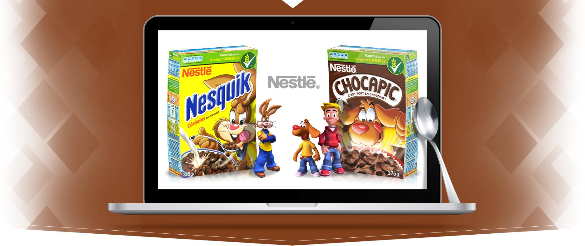 Push-Nestle